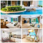 ที่พักว่างใจกลางเมืองหัวหิน คอนโดเช่าติดทะเล บ้านแสนเพลิน 3 ห้องนอน และ 4 ห้องนอน